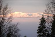Åreskutan i dimma