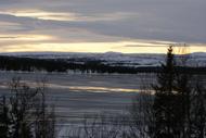 Skalstugevägen mot Norge