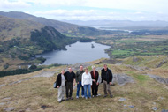 Gruppfoto i Kerry