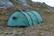 Vårt nya tält! Hilleberg Keron 4GT