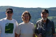 Martin, Willi och Ingrid, Övre Kaxås