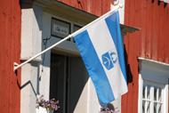 Offerdals flagga