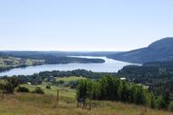 Utsikt från Övre Åflo