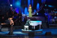 Robert Wells, Lagaylia och Charlotte Perrelli i Rhapsody in Rock